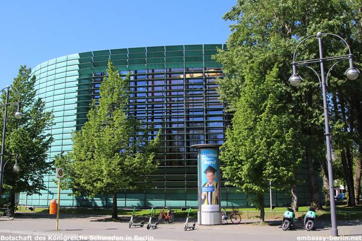 Botschaft des Königreichs Schweden in Berlin