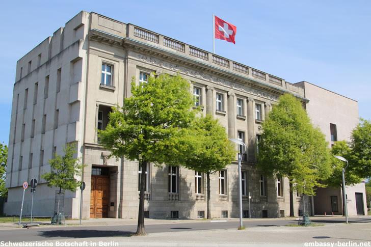Botschaft der Schweiz in Berlin