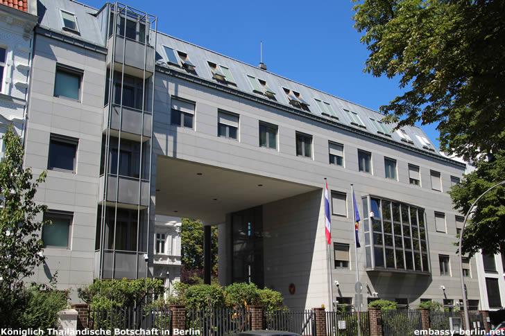 Königlich Thailändische Botschaft in Berlin