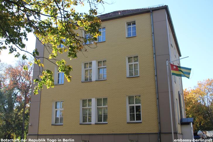 Botschaft der Republik Togo in Berlin