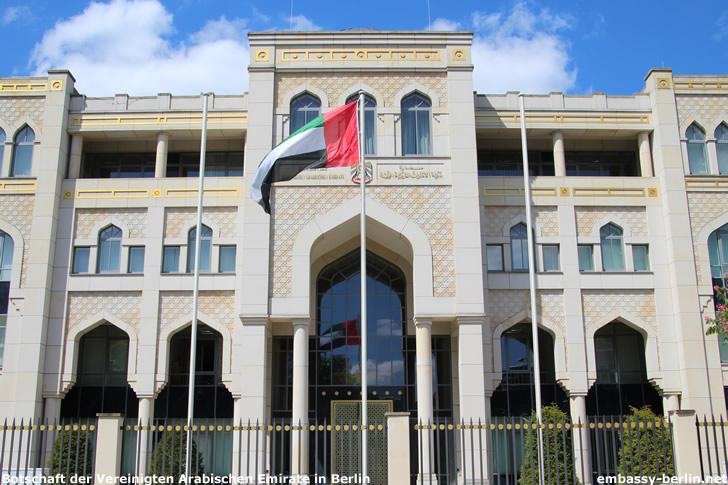 Botschaft der Vereinigten Arabischen Emirate in Berlin