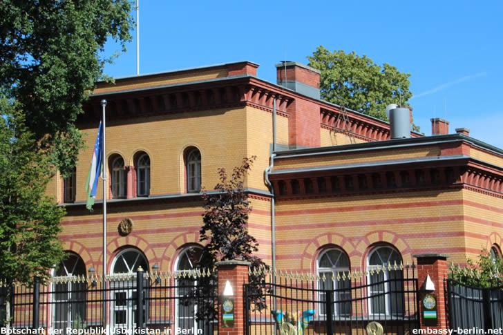 Botschaft der Republik Usbekistan in Berlin