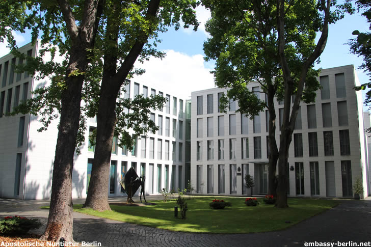 Apostolische Nuntiatur Berlin