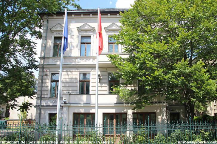Botschaft der Sozialistischen Republik Vietnam in Berlin