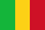 Flagge Mali