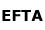 Flagge EFTA