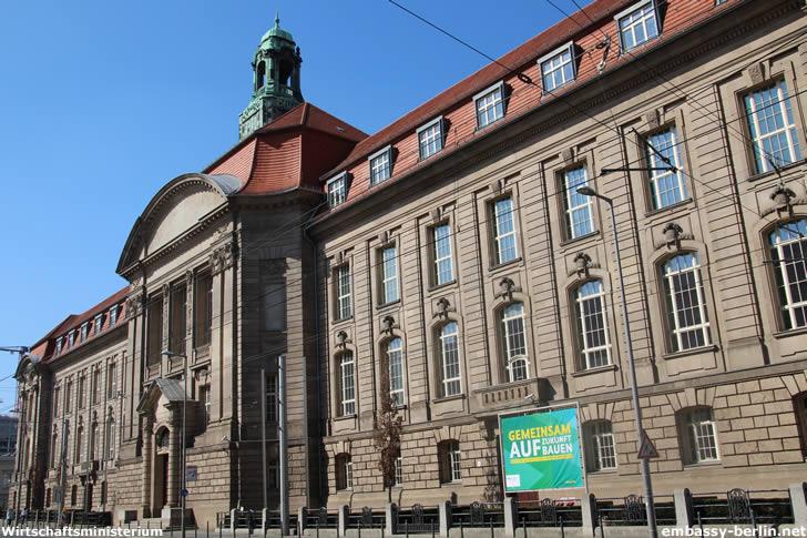 Bundesministerium für Wirtschaft und Energie (Invalidenstraße)