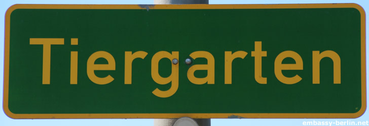 Tiergarten