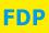 Flagge FDP