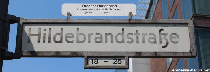 Hildebrandstraße